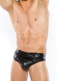 Allure Lingerie Zeus Wet Look Brief