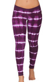 Protokolo Sports Yoga Leggings - Purple