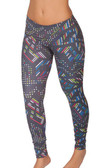 Protokolo Sports Yoga Leggings