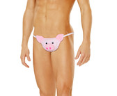 Elegant Moments Pig Pouch
