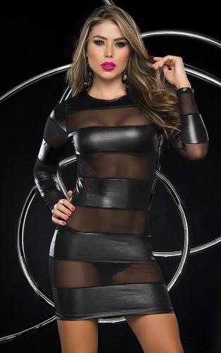 AM PM Espiral Sexy Strap Dress Set