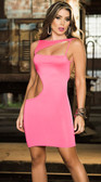 AM PM Espiral Lights Camera Action Dress - Pink