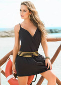 AM PM Sun Dress - Black