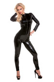 Allure Lingerie Second Skin Whiplash Catsuit