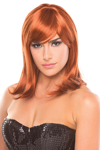 Be Wicked Doll Wig - Auburn