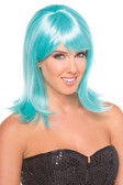 Be Wicked Doll Wig - Light Blue
