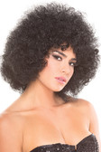 Be Wicked Foxxy Wig - Black