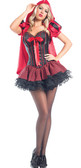 "Be Wicked Fairytale- ""Sassy Riding Hood"" Costume"