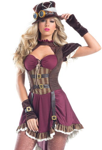 "Be Wicked Fairytale- ""Steam Punk Rider"" Costume"