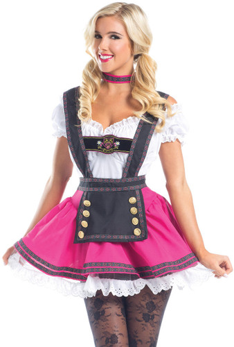 "Be Wicked Fairytale-""Swiss Beauty"" Costume"