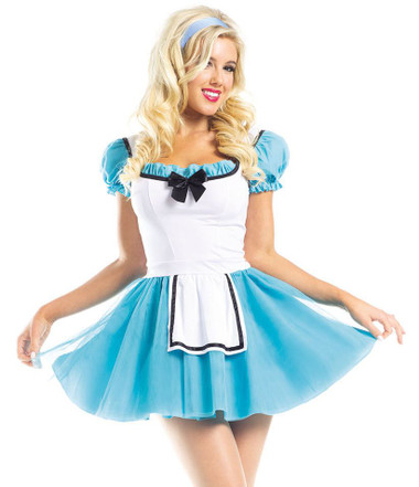 "Be Wicked Fairytale- ""Wonderland Hero"" Costume"