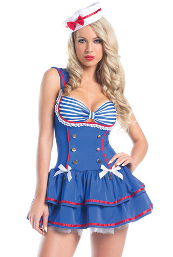 """Be Wicked Sailor- """"On Deck Sailor"""" Costume"""