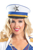 Be Wicked Sailor Hat