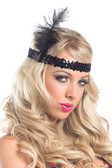 Be Wicked Miscellaneous- Feather Headpiece