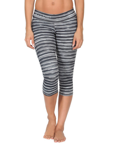 365me Sports Capri Pants- Gray