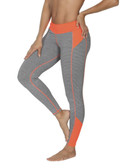 365me Sports Leggings - Orange