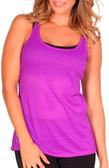 365me Sports Tank Top - Purple