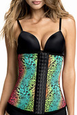 TrueShapers 1041 Latex Free Waist Training Cincher Color Print-01