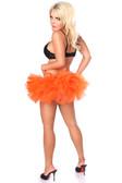 Daisy Corset Orange Tutu