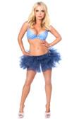Daisy Corset Navy Blue Tutu