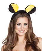 Roma Costume Yellow/Black Bumble Bee Head Piece