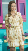 Mapale Vintage Shirt Dress