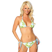 Roma Costume Tropical Bikini Set