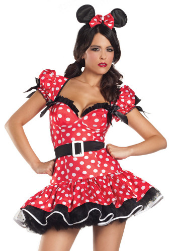 "Be Wicked Animals- ""Flirty Mouse"" Costume"
