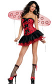 """Be Wicked Animals- """"Lil Lady Bug"""" Costume"""