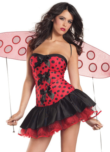 "Be Wicked Animals- ""Lil Lady Bug"" Costume"