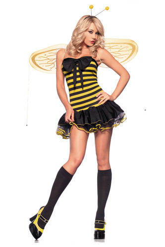 """Be Wicked Animals- """"Lil Bumble Bee"""" Costume"""