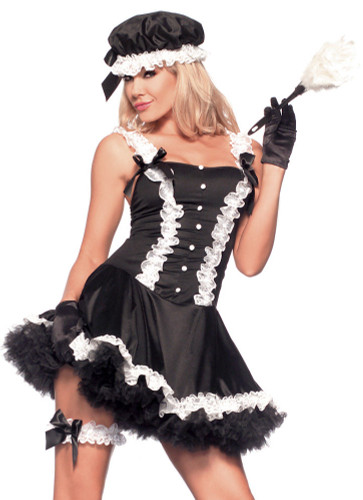 "Be Wicked French Maids- ""5th Avenue Maid"""