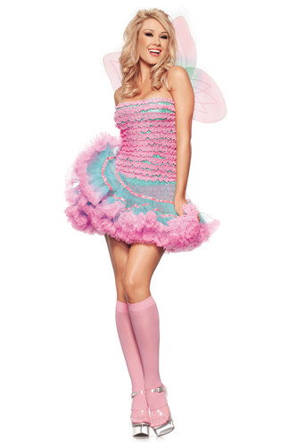 Be Wicked Rainbow Fairy Costume