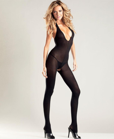 Be Wicked Halter Top Bodystocking