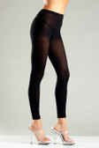 Be Wicked Opaque Footless Tights