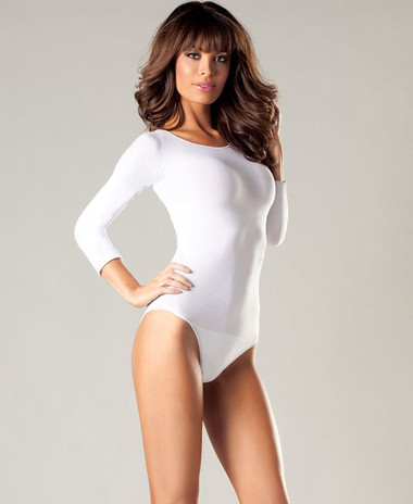 Be Wicked Long-Sleeve Body Suit