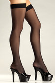 Be Wicked Sheer Stocking