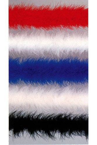 Be Wicked 25 Gram Marabou Feather Boa BWMR25