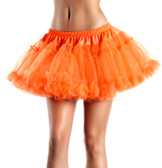"Be Wicked Petticoats- ""Kate""  Orange"