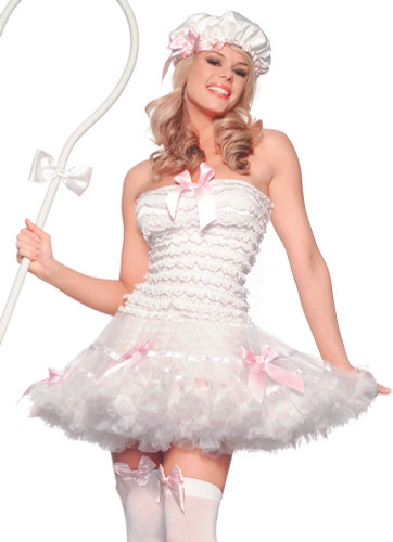 Be Wicked Lil Bow Peep Costume