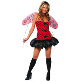 Roma Costume 1468 Lil Lady Bug Dress