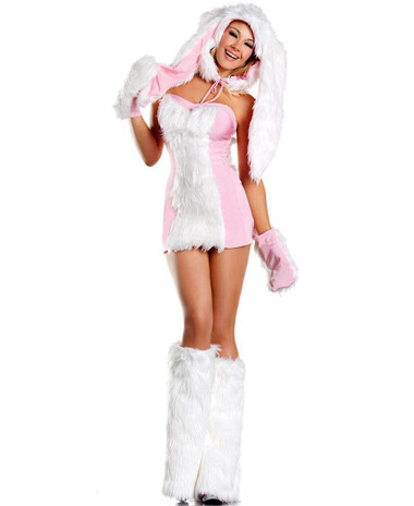 "Be Wicked Animals- ""Blushing Bunny"" Costume"