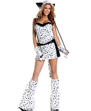 """Be Wicked Animals- """"Darling Dalmatian"""" Costume"""