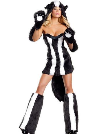 "Be Wicked Animals- ""Sassy Skunk"" Costume"