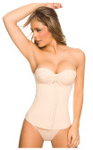 Ann Chery Powernet Girdle with Hooks Excelencia - Beige