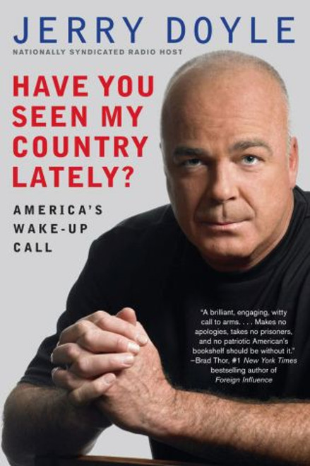 Autographed Book by Jerry Doyle