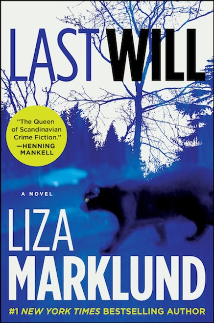 Autographed Book by Liza Marklund