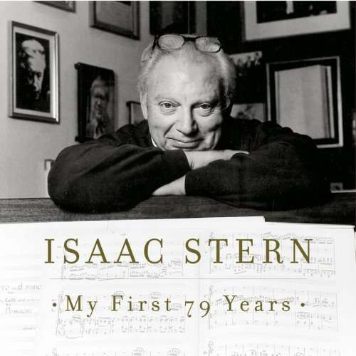 Autographed Book by Isaac Stern
