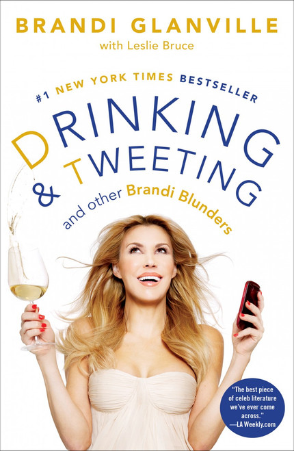 Drinking & Tweeting Autographed by Brani Glanville