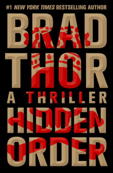 Hidden Order Autographed by Brad Thor